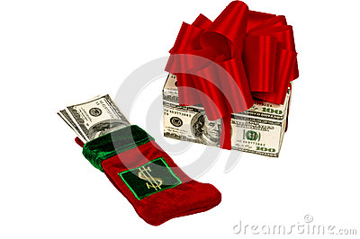 Two Ways to Give Money as a Christmas Present