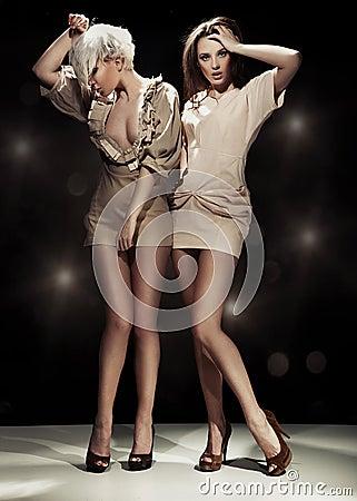 Free Two Woman Stock Photo - 17523670