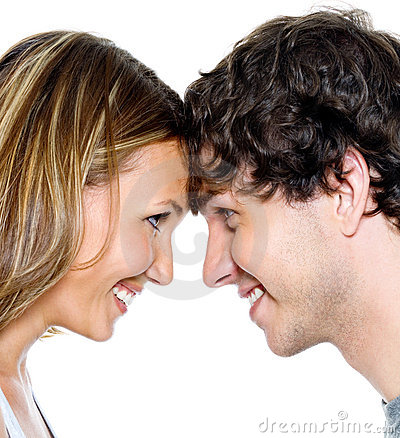 Free Two Young People Dating Stock Images - 15279754