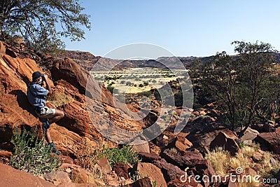 Twyfelfontain - Damaraland - Namibia