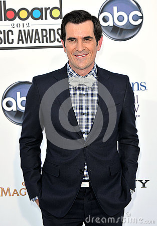 Ty Burrell arrives at the 2012 Billboard Awards Editorial Image