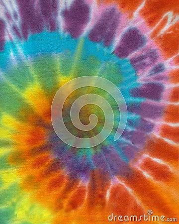 Free Tye-dye Royalty Free Stock Photography - 7160167