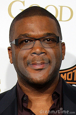 Tyler Perry Editorial Image