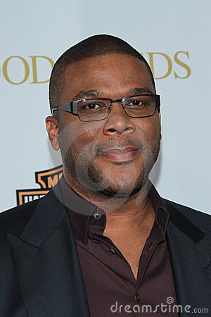 Tyler Perry Editorial Photo