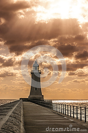 Tynemouth Lighthouse