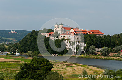 Tyniec Monastery