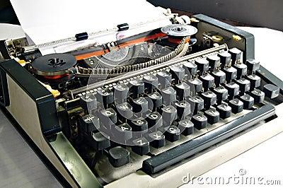 Type writer