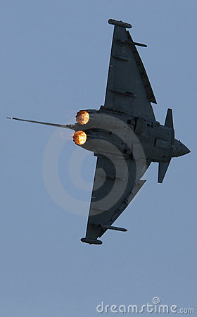 Typhoon Euro Fighter