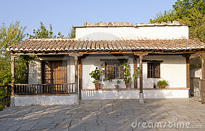 Typical Alpujarra House