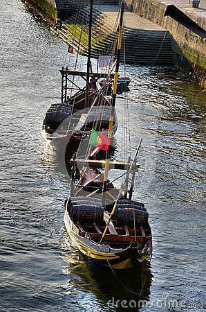 Typical boats
