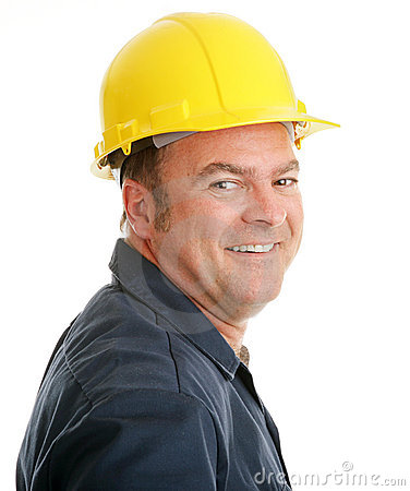 Free Typical Construction Worker Stock Photos - 5346463