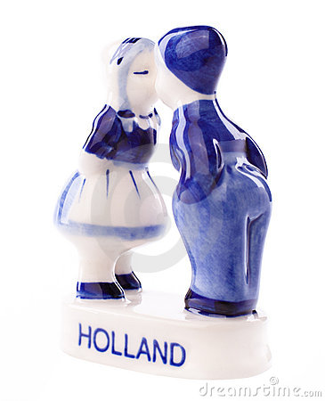 Typical dutch souvenir