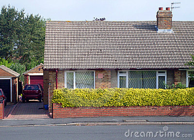 Typical English Bungalow