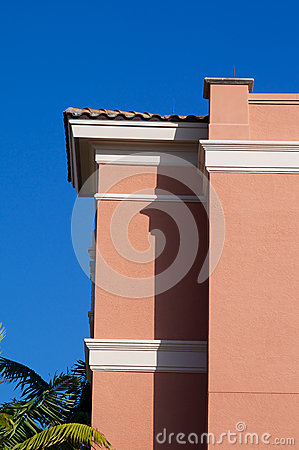 Typical florida architecture