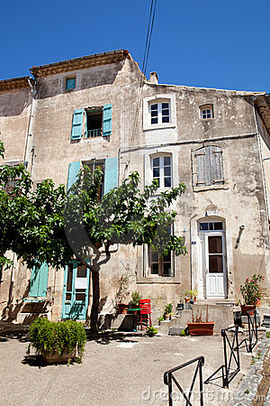 Typical French houses