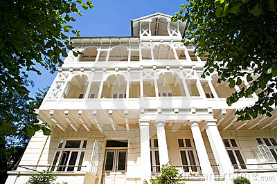 Holiday villa