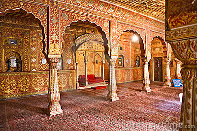 Typical indian architecture india royalty free stock for Architecture indienne