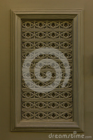 Typical Lisbon Door