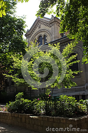 Free Typical Parisian Building Royalty Free Stock Photos - 44663908