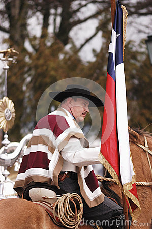 Free Typical Personage Of Chile Stock Photography - 43439132