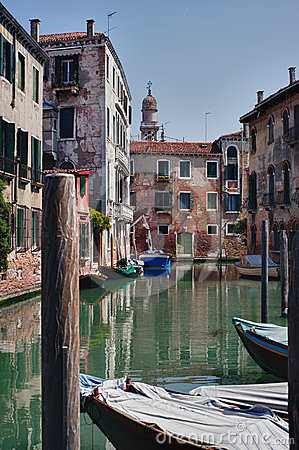 Typical photo of Venice city