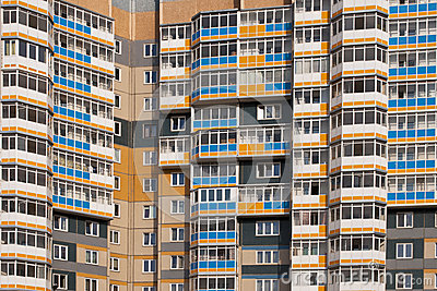 Typical soviet apartments