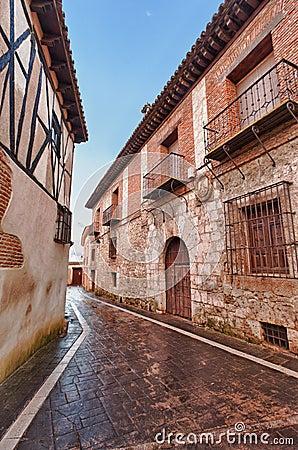 Simancas Street