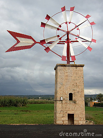 Typical Windmill