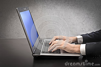 Typing in the Computer