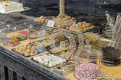 Typische Kuchen von Majorca