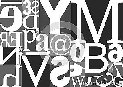 Typography Blocks