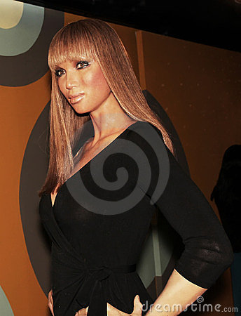 Tyra Banks Editorial Photography