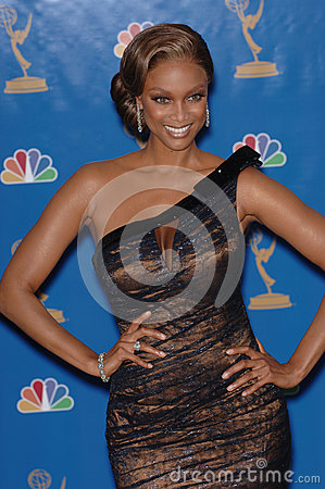Tyra Banks Editorial Stock Photo