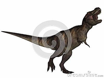 Tyrannosaurus Rex- 3D Dinosaur