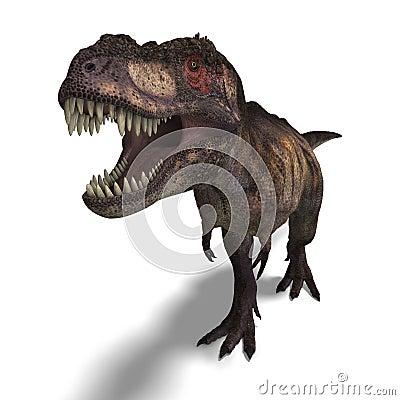 Free Tyrannosaurus Rex Stock Images - 9955984