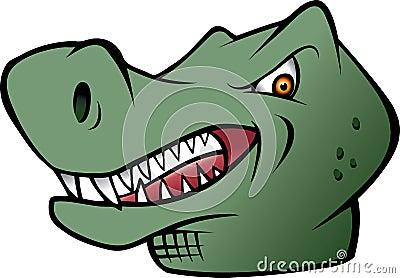 Tyrannosaurus Rex dinosaur
