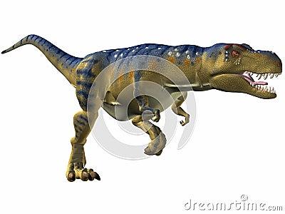 Tyrannosaurus-Run