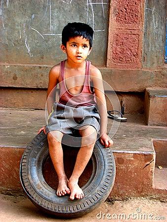 Tyre Boy