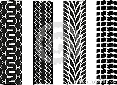 Tyre imprint