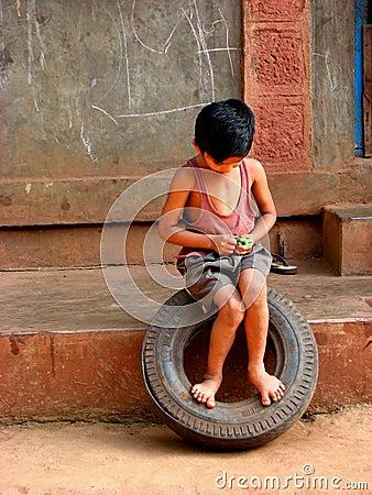 Tyre Toy