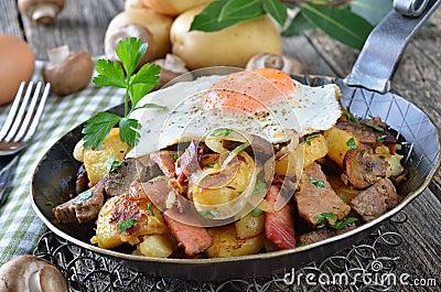 Tyrolean dish