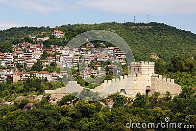 Tzarevetz and city