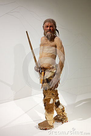 Free Ötzi, The Ice Man Stock Photos - 87371973