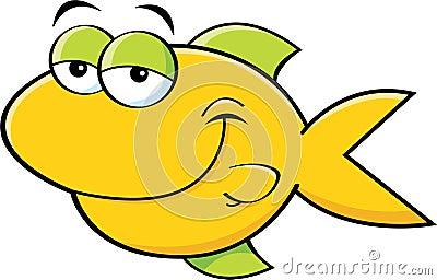 Uśmiechnięta ryba