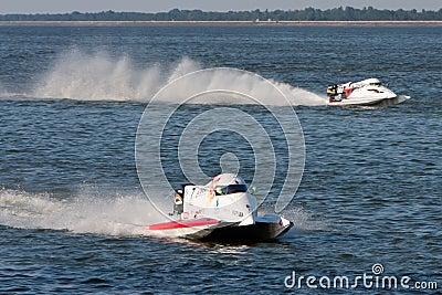 U.I.M. F1 H2O World Championship Editorial Photography