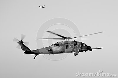 U.S. Army - Black Hawk UH-60G 2 Editorial Stock Photo
