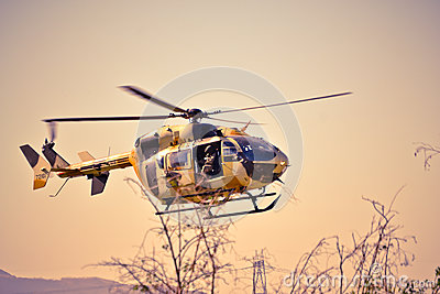 U.S.Army - Eurocopter U-72 Lakota Editorial Stock Photo