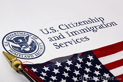 U.S. Department of Homeland Security Logo Editorial Stock Image