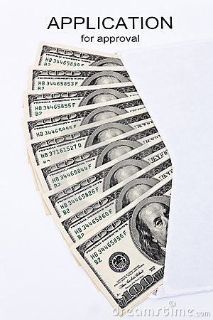 U.S. dollars banknotes