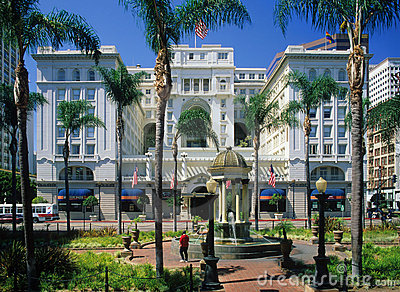 U.S. Grant Hotel Editorial Photo